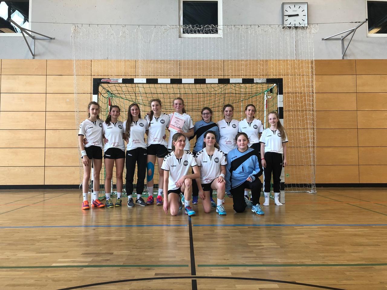 Handball AG, Carl-Netter-Realschule Bühl