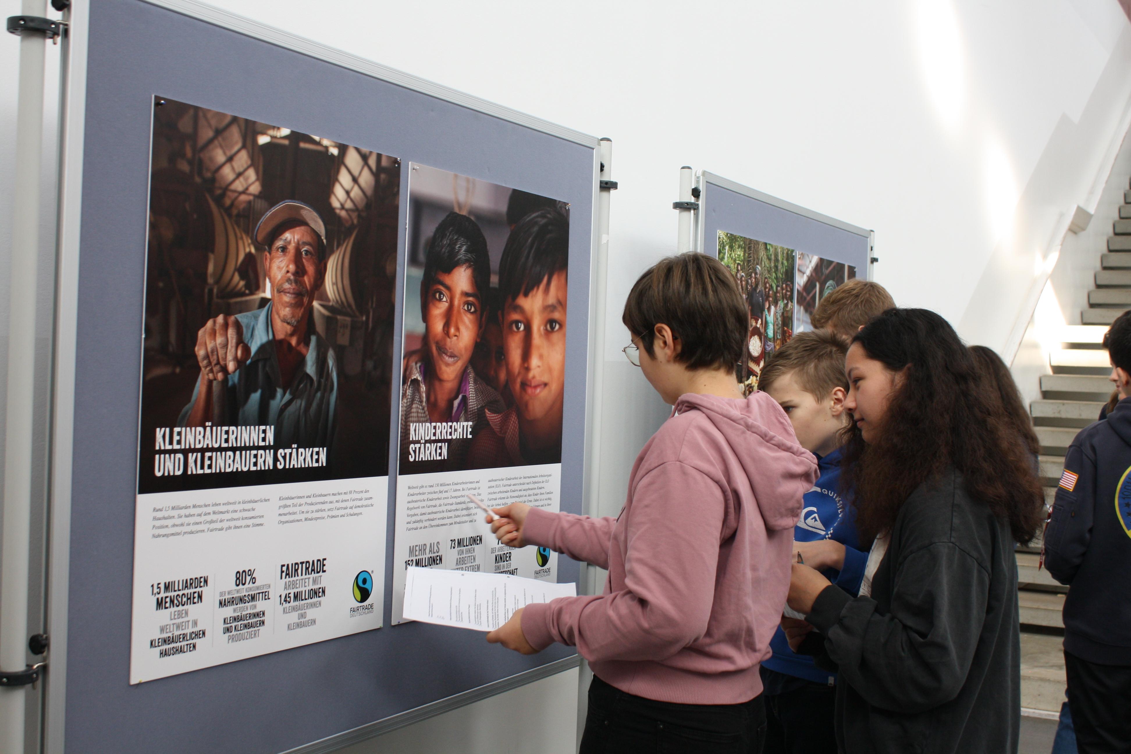 Fairtrade-Fotoausstellung
